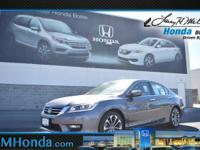 Snatch a deal on this 2014 Honda Accord Sedan Sport