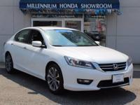 This Honda Certified Accord Sedan Sport is Priced Below