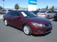 CARFAX One-Owner. Clean CARFAX. 2014 Honda Accord
