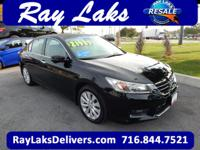 CARFAX 1-Owner, ONLY 37,482 Miles! Crystal Black Pearl