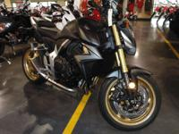 That s the Honda CB1000R a machine that offers