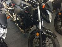 2014 Honda CB500F Middleweight commuter You Don't Have