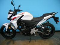 2014 Honda CB500F MSRP $5 799 does not include $310