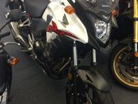 Bikes Sport 8417 PSN. Ergonomically the CB500X offers