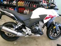2014 Honda CB500X MSRP $6 299 does not include $310