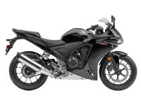 Equipped with bodywork inspired by CBR600RR and