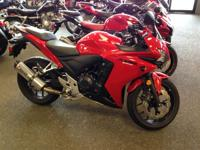 2014 Honda CBR500R Two bros pipeline tinted windscreen