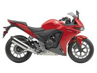 Equipped with bodywork influenced by CBR600RR and