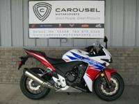 See the Honda motorcycles at Carousel Motorsports