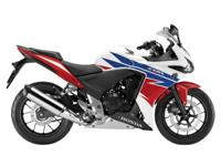 2014 Honda CBR500R Brand new aging inventory call today