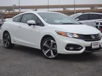 2014 Honda Civic Coupe 2dr Car Si Our Location is: