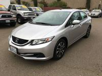 2014 Honda Civic EX VIN: 19XFB2F86EE267218 condition: