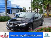 Options:  2014 Honda Civic Ex|This Vehicle Has A 1.8L