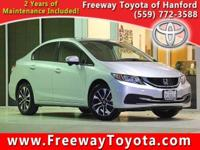 How tempting is this terrific 2014 Honda Civic? This