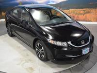 FUEL EFFICIENT 39 MPG Hwy/30 MPG City! CARFAX 1-Owner,