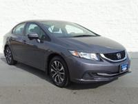 JUST REPRICED FROM $16,995, EPA 39 MPG Hwy/30 MPG City!
