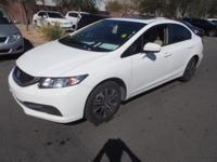 Taffeta White exterior and Beige interior, EX trim.