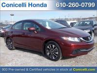 $$$ PRICED BELOW MARKET $$$ This 2014 Honda Civic Sedan
