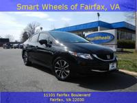 THIS CIVIC IS LOCATED AT SMART WHEELS OF FAIRFAX  2