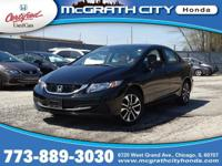 New Arrival! This Honda Civic Sedan is Certified