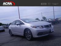 2014 Honda Civic Sedan, key features include: Automatic