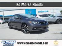 You can find this 2014 Honda Civic Sedan EX-L and many