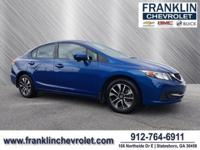 New Price! Clean CARFAX. **FRANKLIN ADVANTAGE -LIFETIME