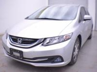 CARFAX 1-Owner, Clean, ONLY 43,715 Miles! Civic trim.