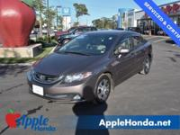 ACCIDENT FREE CARFAX, HONDA PRE OWNED CERTIFIED,