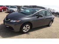 New Price! Clean CARFAX. CARFAX One-Owner. 2014 Honda