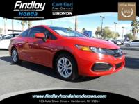 CARFAX 1-Owner, Spotless, Honda Certified, LOW MILES -