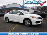 Certified. 2014 Honda Civic LX39/30 Highway/City