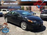 Check out this 2014 Honda Civic Coupe LX. Its Variable