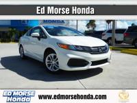 This outstanding example of a 2014 Honda Civic Coupe LX