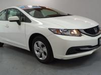 CARFAX 1-Owner, LOW MILES - 26,726! EPA 39 MPG Hwy/30