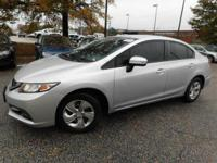 Check out this gently-used 2014 Honda Civic Sedan we