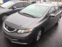 CARFAX One-Owner.39/30 Highway/City MPG**Call or visit