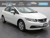 **Clean Carfax**, **Serviced At Sunset Honda**, **One