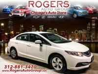 CARFAX 1-Owner, Extra Clean, ONLY 25,850 Miles! EPA 39