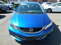 Civic LX and 4D Sedan. Heads up hybrids, there's