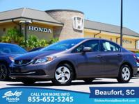 2014 Honda Civic in Urban Tit. Holds sway over the