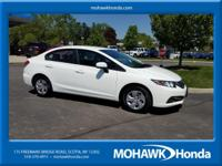 ONE OWNER, CLEAN AUTOCHECK, 182 POINT HONDA CERTIFIED