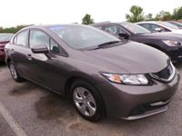 Check out this 2014 Honda Civic Sedan LX. Its Variable