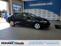 Recent Arrival! This 2014 Honda Civic LX in Crystal