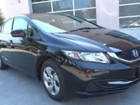 LOW MILES - 29,104! Crystal Black Pearl exterior and