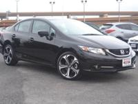 2014 Honda Civic Sedan 4dr Car Si Our Location is: