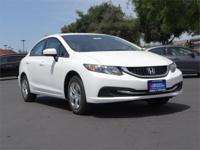 2014 Honda Civic Sedan Car 4dr CVT LX. Our Place is: