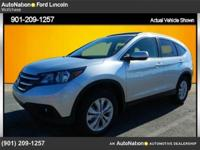 2014 Honda CR-V Our Location is: AutoNation Ford