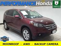 1-OWNER CARFAX VERIFIED! *DESIRED FEATURES:* AWD,