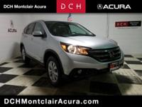 DCH VALUE CERTIFIED Honda QUALITY, ONE OWNER, BACK-UP